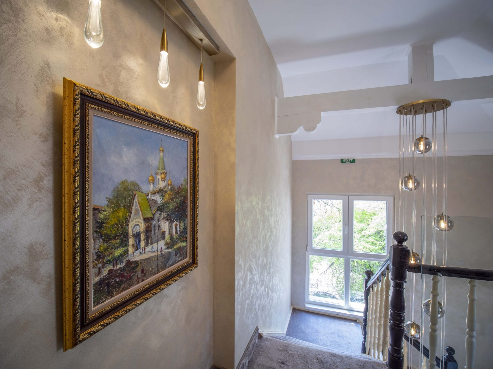 Hallway Painting