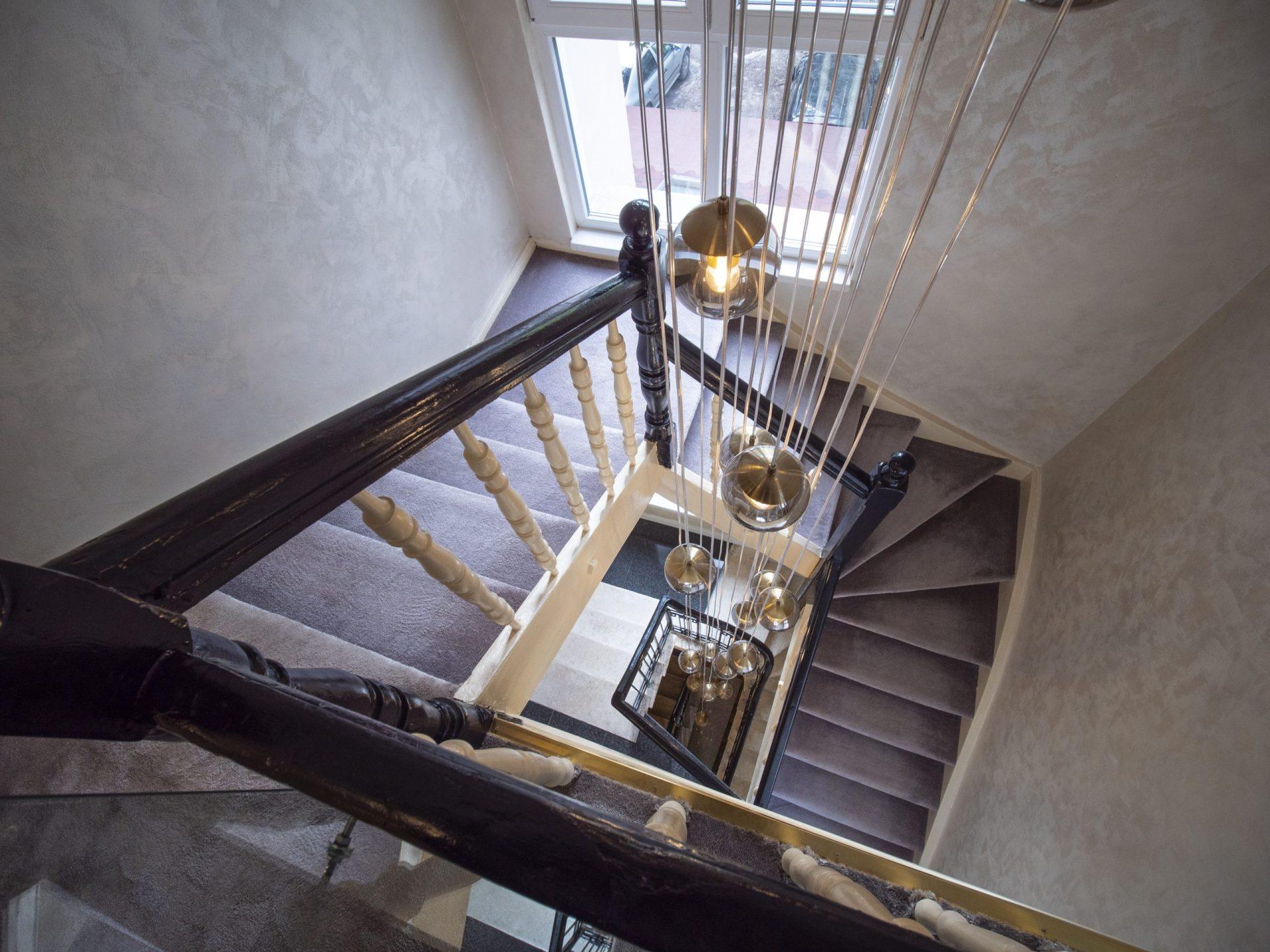 Stairway Lamps Top